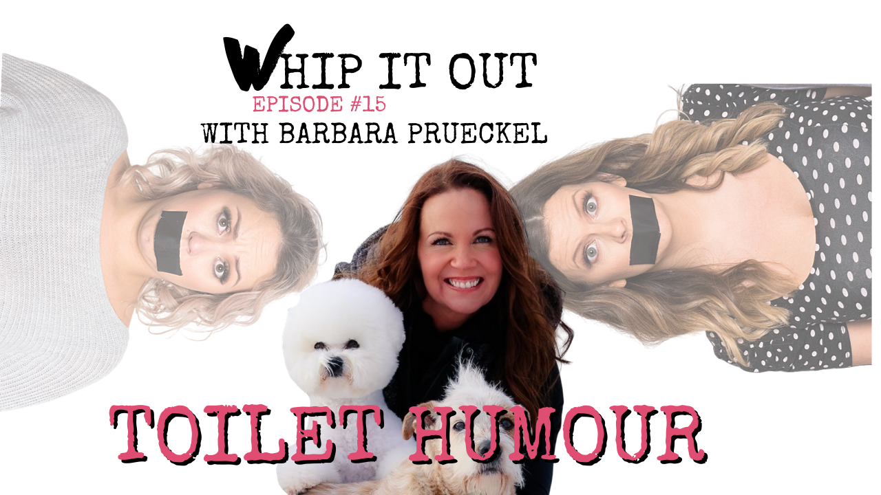 Whip it out cover with barbara prueckel