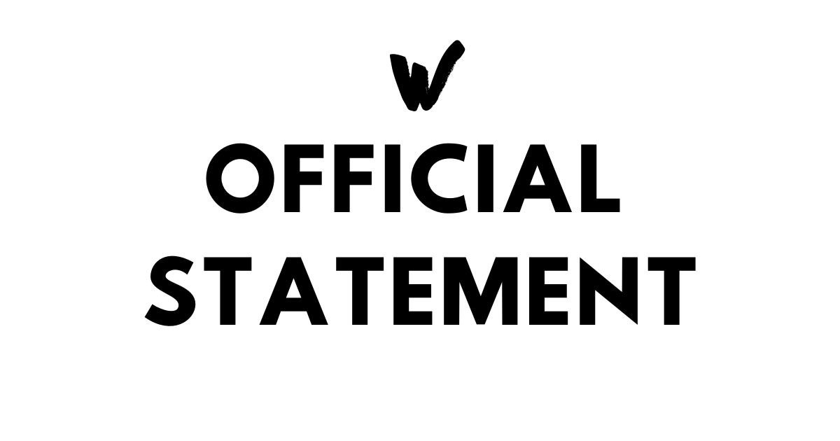 official statement- Whippet media
